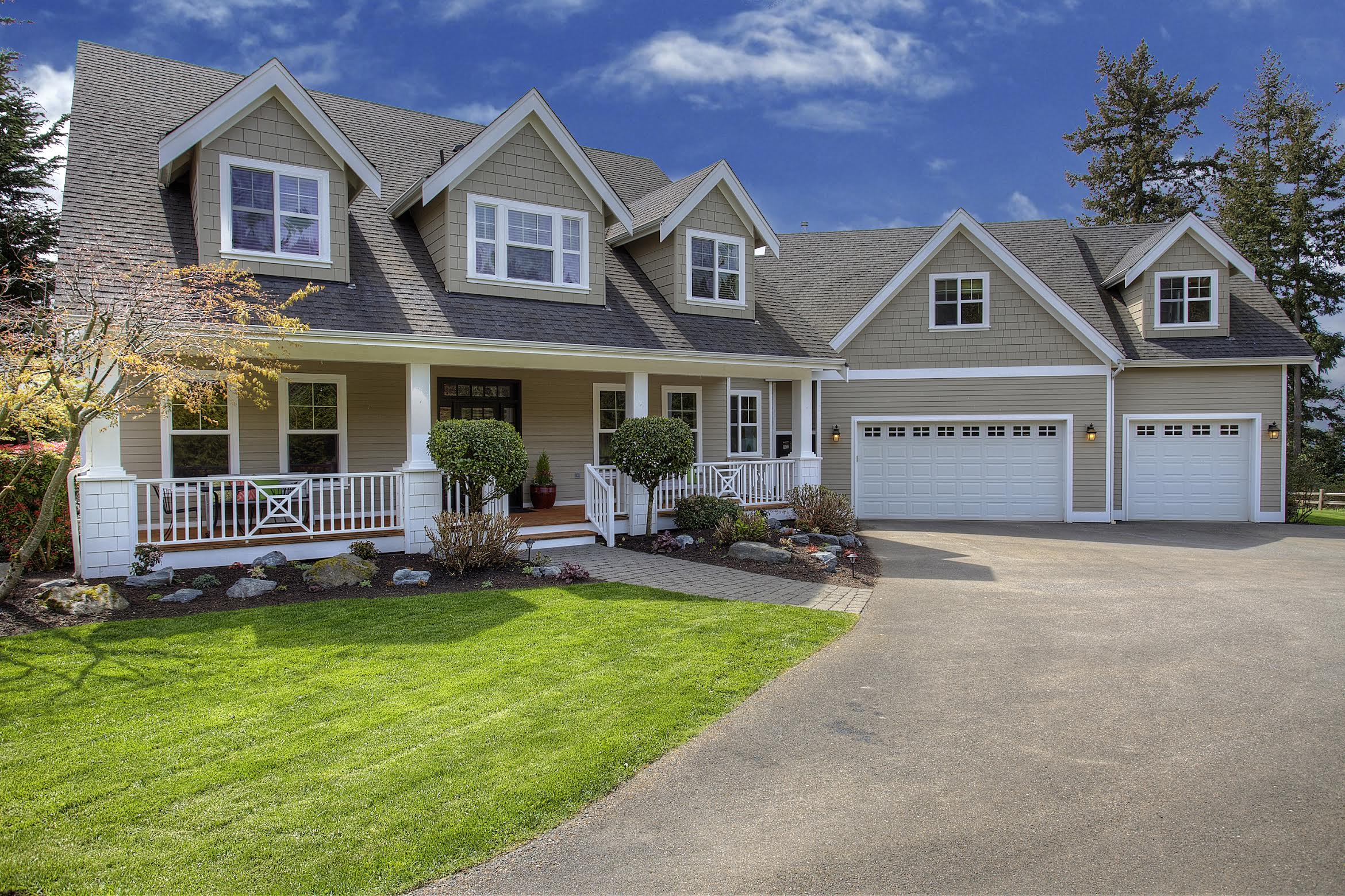 Gig Harbor Real Estate >> Custom Built 5 Bedroom 4 Bath Masterpiece On 7 06 Acres In